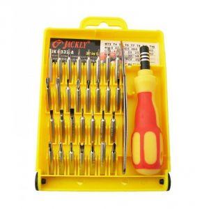 Jackley 6032 Perfect Toolkit Screwdriver Set