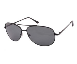 Sushito Black Summer Aviator Sunglass For Men