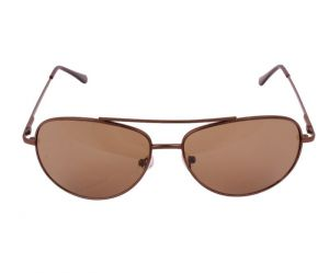 Stylish Brown Aviator Sunglass For Men