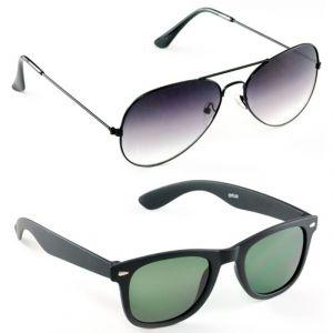 6c6b315710c Sunglasses Combo - Buy Sunglasses Combo Online   Best Price in India