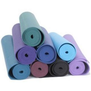 New 4mm Yoga Mat Anti Slip Non Slip Surface Exercise