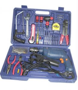 Tool Kit Powerful Drill