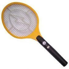 Mosquito Killer Bat Rechargeable Electronic Racket Zapper Swatter