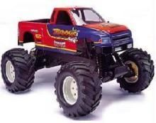 Remote Controlled Monster Pickup Truck