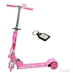 Wheel Power Baby Scooter (ta 002 Pink)