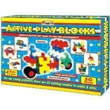 Active Play Blocks For Kids
