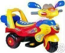Turbo Racing Motor - Kids Bike