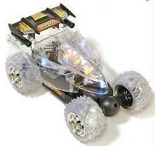 Remote Controlled Over Turn Champions Stunt Car