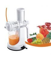 Portable Manual Fruit Juicer