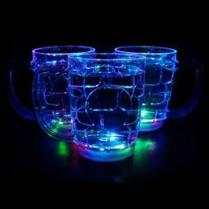 Bar Essentials - LED Beer Glass Mug ( A Unique Beer Mug)