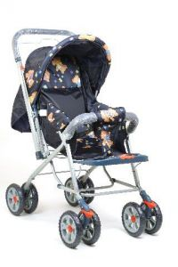 Dealbindaas Multicolour Pram Stroller