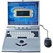 Kids Notebook Computer Laptop With Mouse 30 Activities And Games