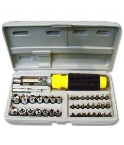 Tool Sets - Ratchet Screwdriver Tool Kit