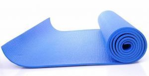 Fitness Accessories - Yoga Mat 6mm- Premium Quality Light Weight Anti Slip