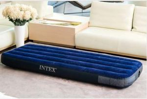Inflatable Air Bed With Pump-single