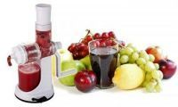 Apex High Quality Fruit Juicer With Vacuum Base
