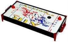 Toys, Games - Face Off Air Hockey Table Top Game