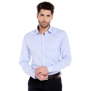 Solemio Cotton Shirt For Mens(code - A17sh1016ebu)