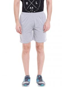 Fitz Mens Cotton Shorts(code - A17so8001gm)