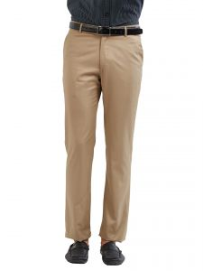 Solemio Polyester Viscose Trouser For Mens (code - A17tr1018ekh)