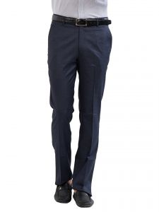 Solemio Polyester Viscose Trouser For Mens (code - A17tr1024env)