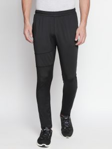 Fitz Black Trackpant For Mens (code - A18tc3003bl)