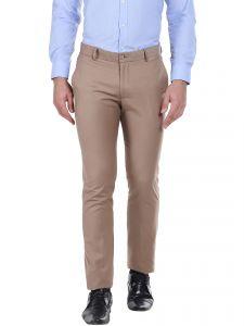 Trousers (Men's) - Solemio Mens Polyester Viscose Trouser (Product code - S16TR2020EKH)