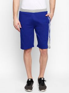 Fitz Blue Bermuda For Mens (code - S18br7013royal)