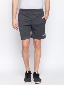 Shorts (Men's) - Fitz Charcoal Shorts For Mens (Code - S18SO4005EANTML)