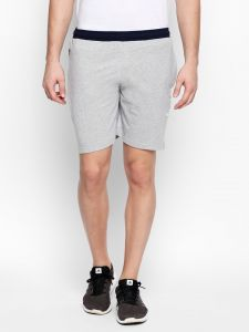 Fitz Grey Shorts For Mens (code - S18so4015gm)