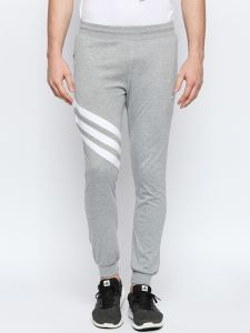Fitz Grey Slim-fit Jogger For Mens (code - S18tc3037gm)