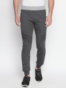 Sports Wear, Tracksuits (Men's) - Fitz Charcoal Slim-Fit Jogger For Mens (Code - S18TC3060ANTML)