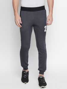 Fitz Grey Slim-fit Jogger For Mens (code - S18tc3061bmlg)