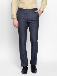 Solemio Grey Trouser For Mens (code - S18tr3032echrcl)