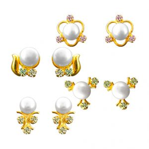 Jagdamba Pearl Ear Rings Hamper