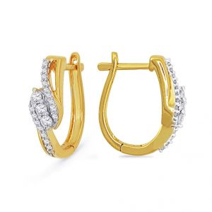 Jpearls Narcotic Diamond Earrings