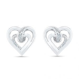 Sri Jagdamba Pearls Angel Of My Heart Diamond Earring-eh076563