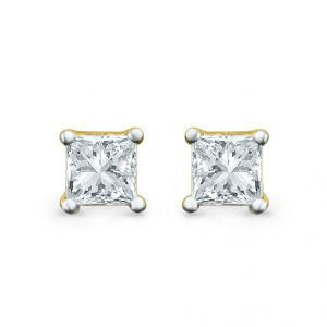 Jpearls 18kt Significant Diamond Earrings