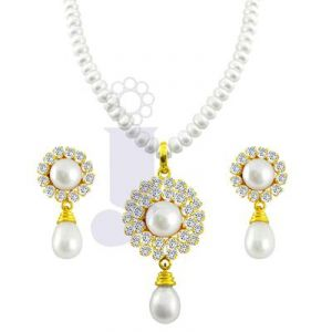 Jpearls Royal Pearl Set