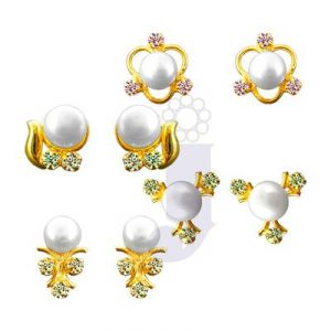 Jpearls Pearl Ear Rings Hamper