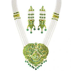 Jpearl Mayer Necklace Set -jdec-0397