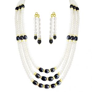 Jpearls 3line Monolithic Pearl Set