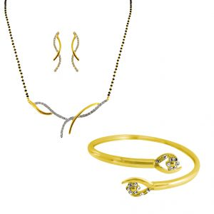 Triveni,Tng,Jagdamba,Kalazone,Flora Women's Clothing - JPEARLS  BLACK BEED NECKLACE