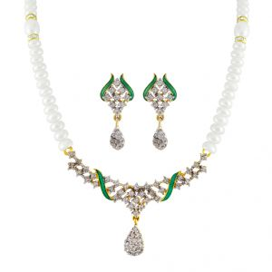 Luxury Necklace Set Code-jpapl-17-035