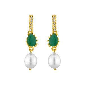 Smriti Pearl Earrings