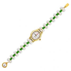 Jpearls Gleam Touch Pearl Watch