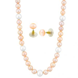 tng,bagforever,clovia,jagdamba,the jewelbox,port Pearl Necklaces - Kate Pearl Necklace