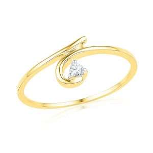 Jpearls Czar Diamond Finger Ring