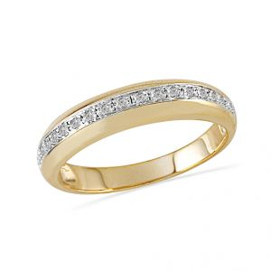 Jpearls Exceptional Beauty Diamond Finger Ring For Men