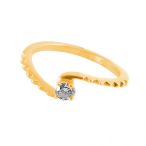 Jpearls Sophie Finger Ring